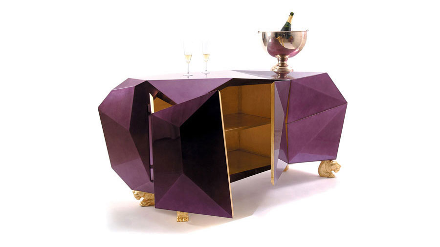 Das Diamond Sideboard von Boca do Lobo