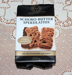 Schoko Butter Spekulatius