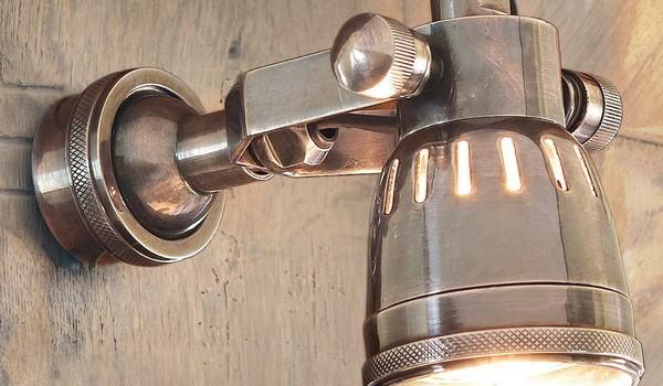 Wandlampe Bedford*